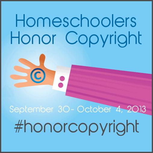 homeschoolers honor copyright