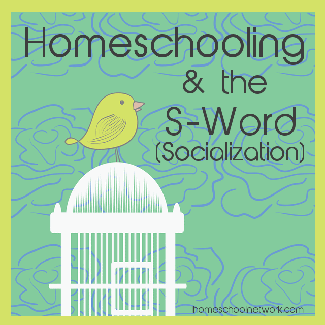 Homeschooling and the S- Word (Socialization) #ihsnet