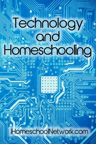 Get Tips, Ideas and Information on Technology and Homeschooling | @iHomeschoolNet | #ihsnet