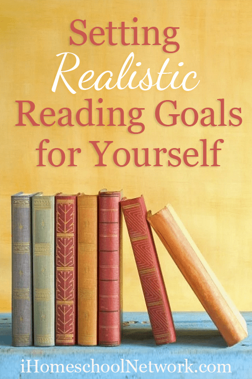 Setting Realistic Reading Goals for Yourself