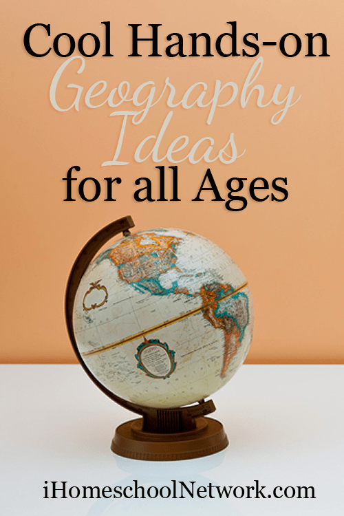 10 Cool Hands-on Geography Ideas for All Ages