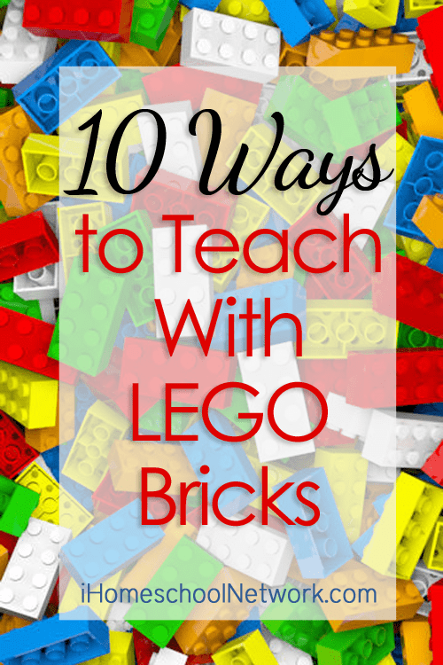 10 Ways to Teach with LEGO Bricks