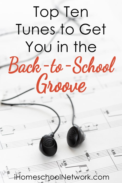 Top 10 Tunes to Get You in the Back-to-School Groove!