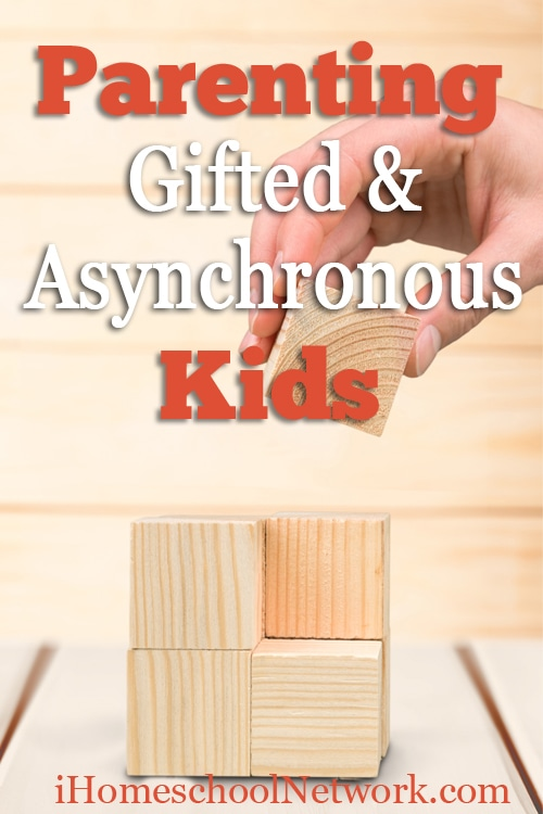 Parenting Gifted, Asynchronous Kids
