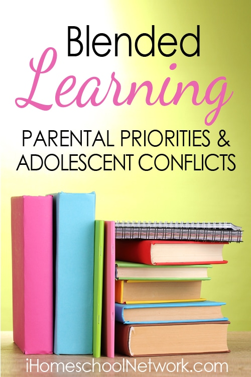 BLENDED LEARNING, PARENTAL PRIORITIES, AND ADOLESCENT CONFLICTS