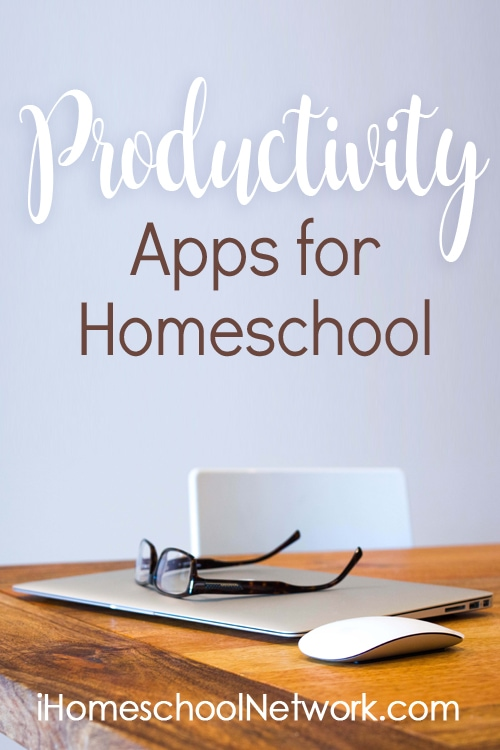 Top 10 Free (or Mostly) Homeschool Productivity Apps