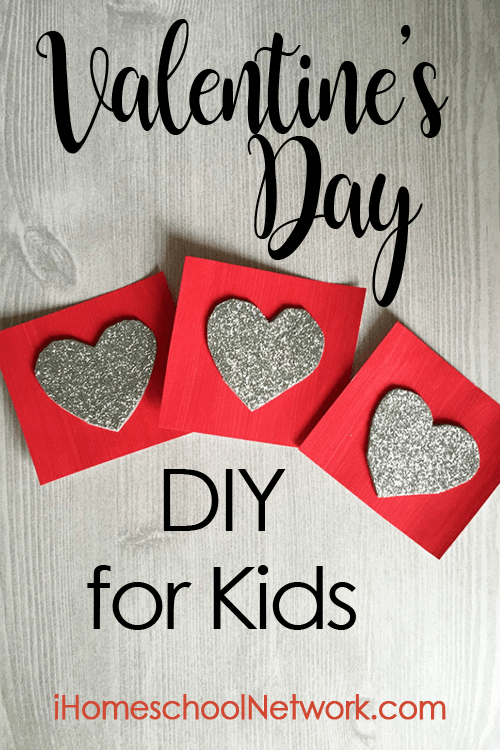 Easy Valentine's Day DIY for Kids