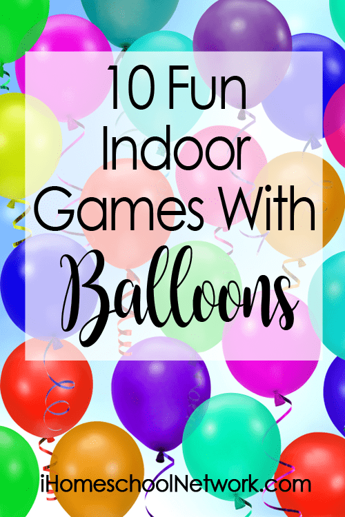 10 Fun Indoor Games with a Balloon