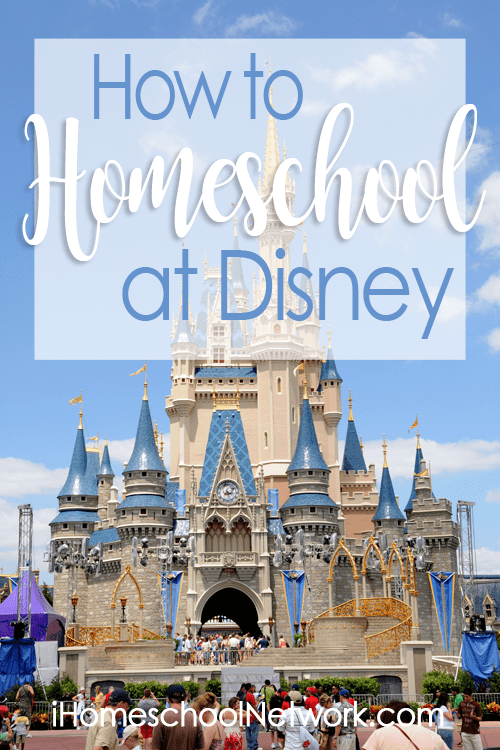 How to Homeschool at Disney World
