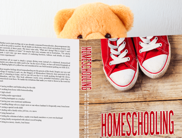 What to do when you feel like quitting...a must read for all homeschool moms | #ihsnet