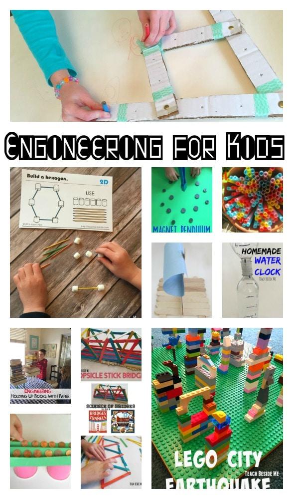 STEM Engineering For Kids