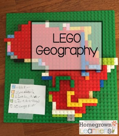 Using LEGO® to Learn Geography