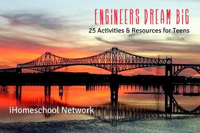 Engineers Dream Big: Engineering Activities for Teens @iHSN