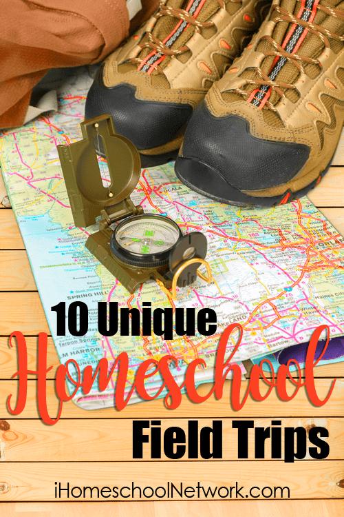 10 Unique Homeschool Field Trips For Multi-Age Children