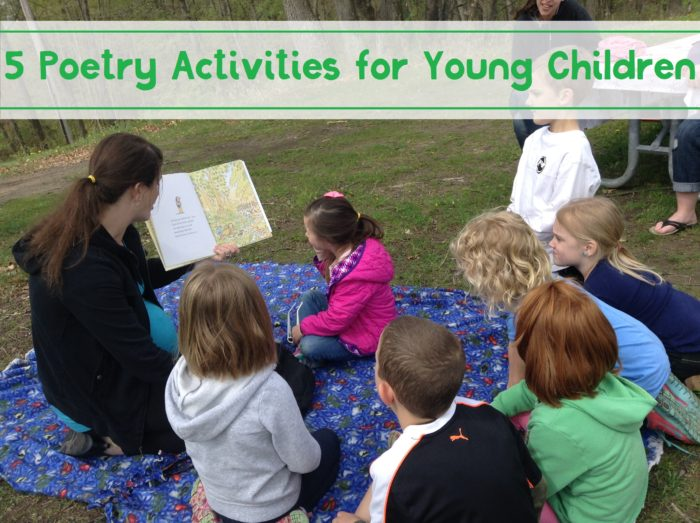 5 Poetry Activities for Young Homeschoolers