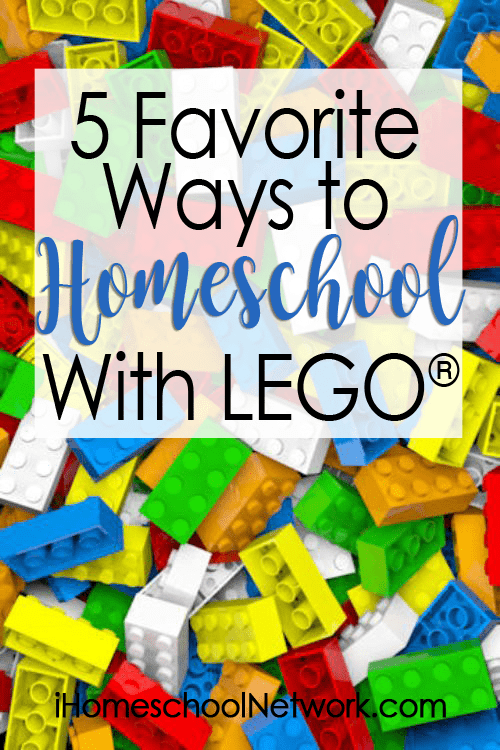 5 Favorite Ways to Homeschool With LEGO®