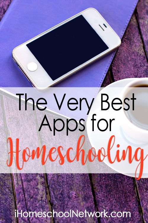 The Very Best Apps for Homeschooling