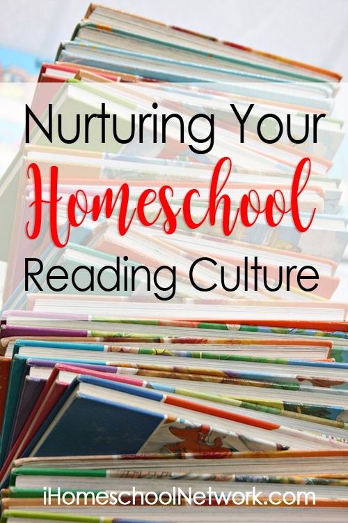 Nurturing Your Homeschool Reading Culture With a Feast of Books This Summer