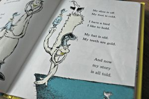 Homeschooling with Dr Suess
