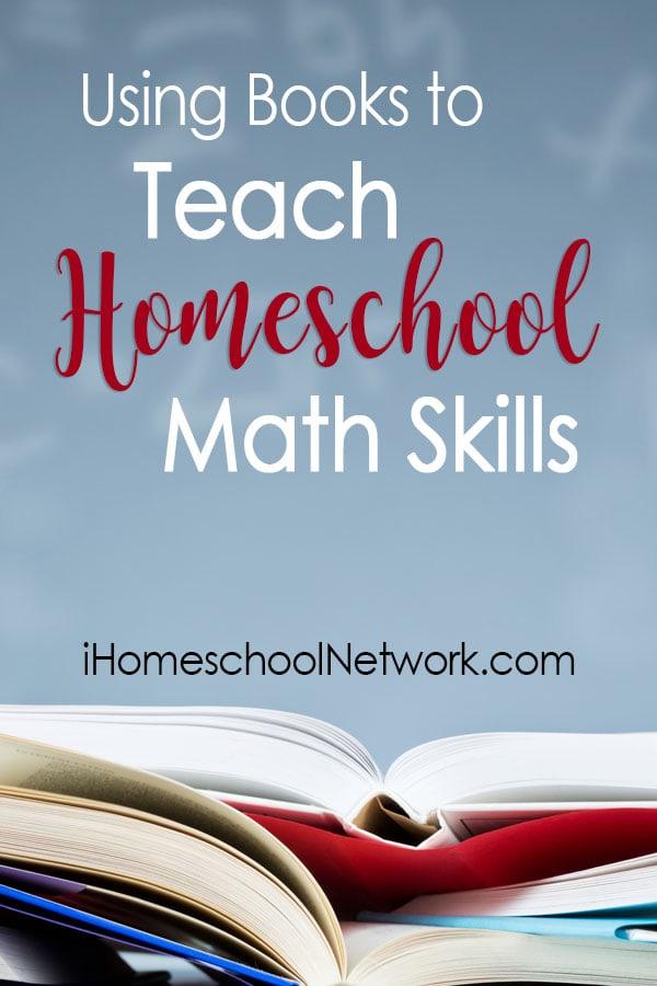 Using Books to Teach Homeschool Math Skills