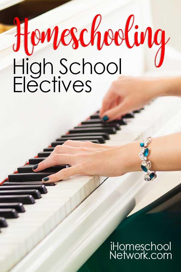 Homeschooling High School Electives