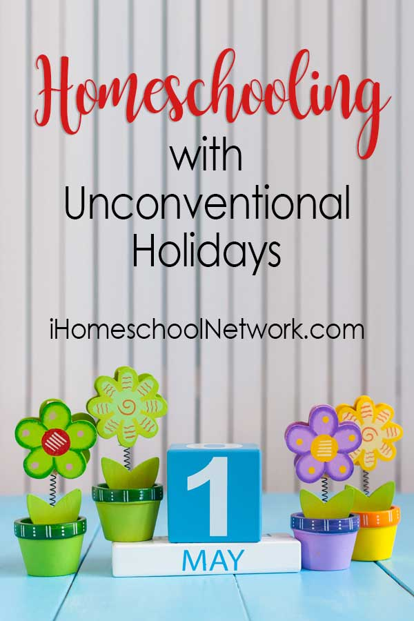 Homeschooling with Unconventional Holidays