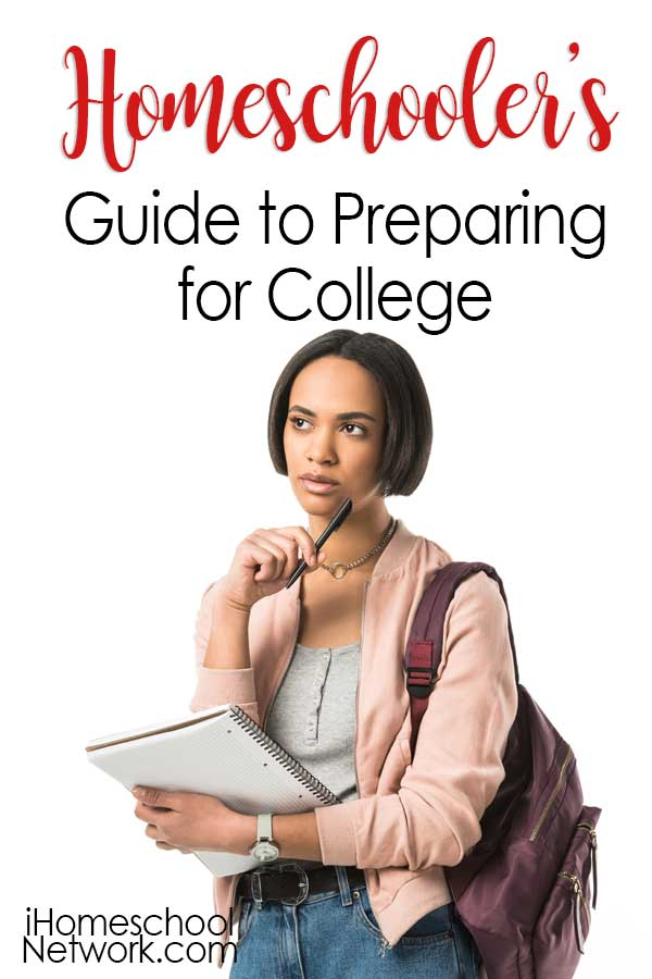A Homeschooler's Guide to Preparing for College