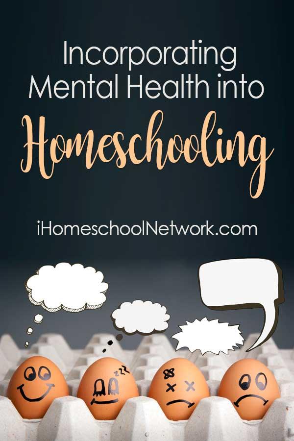 Incorporating Mental Health into Homeschooling