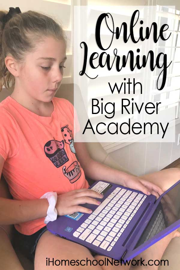 Live Online Learning with Big River Academy