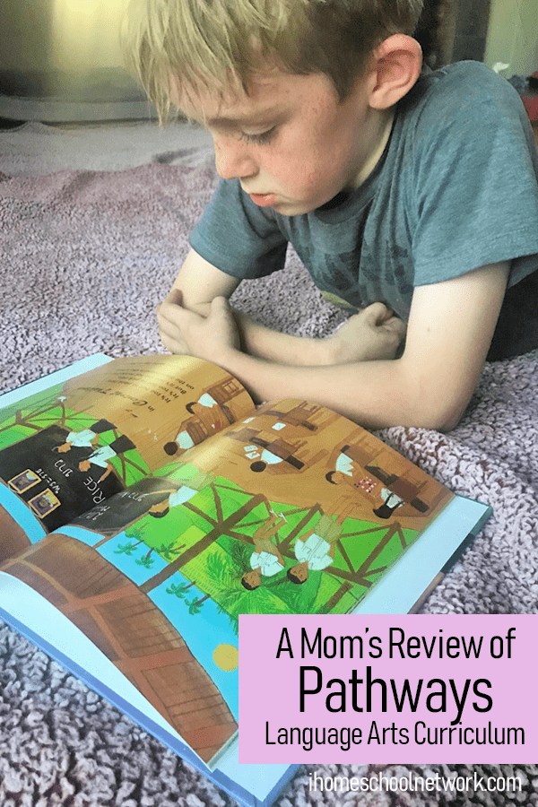A Mom's Review of Kendall Hunt Pathways 2.0 Language Arts Curriculum