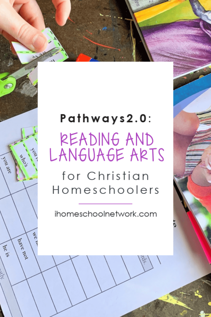Looking for a faith-based language arts curriculum for your homeschool? Pathways2.0 has you covered with a comprehensive, yet flexible literature-based approach.
