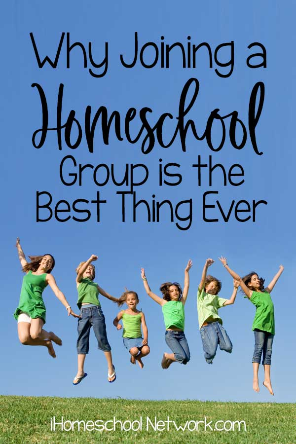 Why Joining a Homeschool Group is the Best Thing Ever