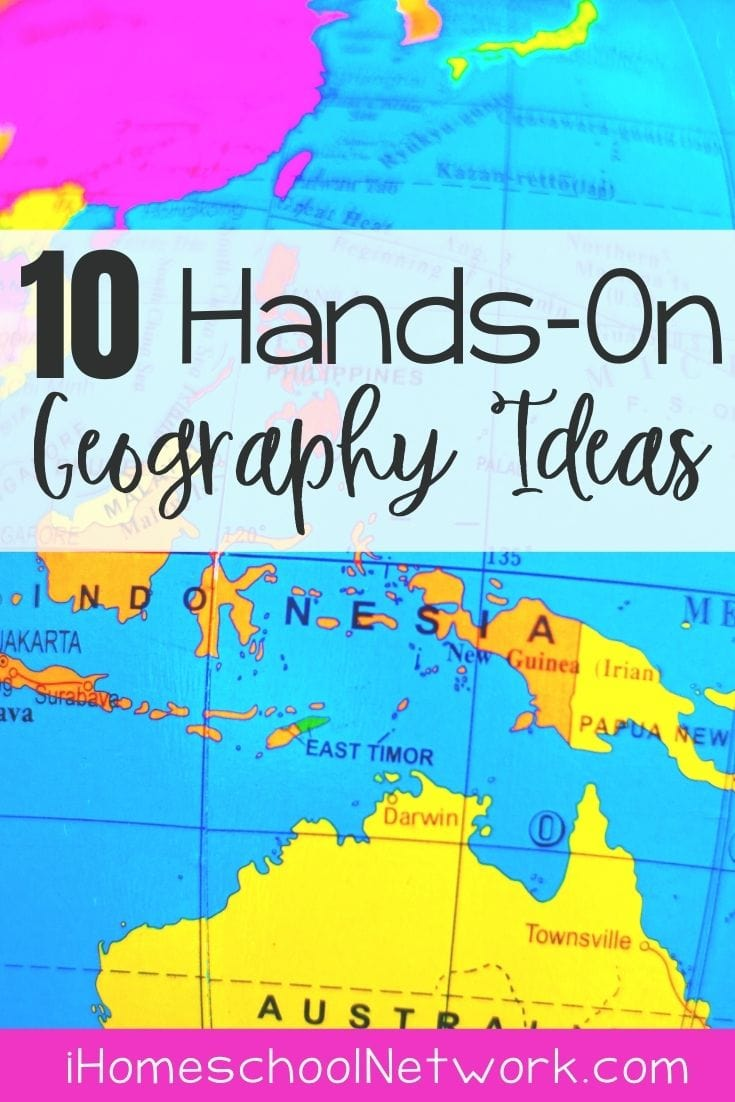 10 Hands-on Geography Ideas for All Ages