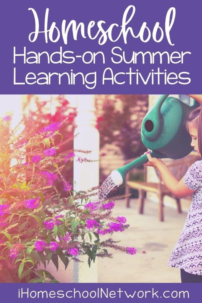 8 Hands-On Summer Learning Activities that Will Keep Your Kids Busy