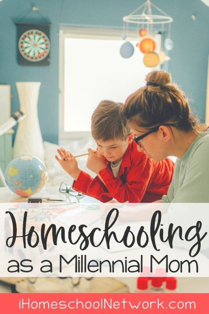 Homeschooling as a Millennial Mom