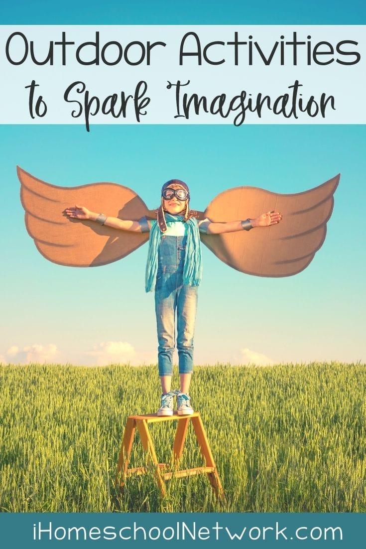5 Outdoor Activities to Spark Imagination