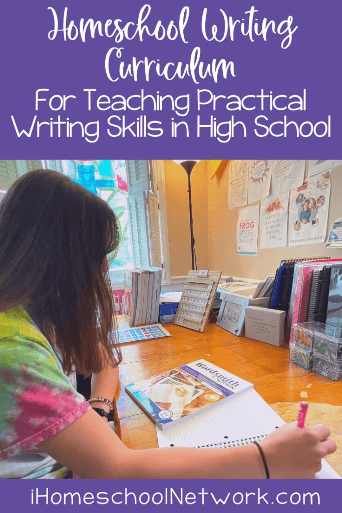 Homeschool writing curriculum from Common Sense Press