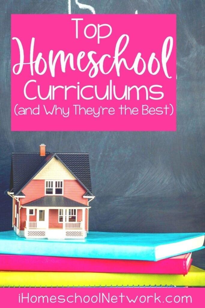 Top Homeschool Curriculums