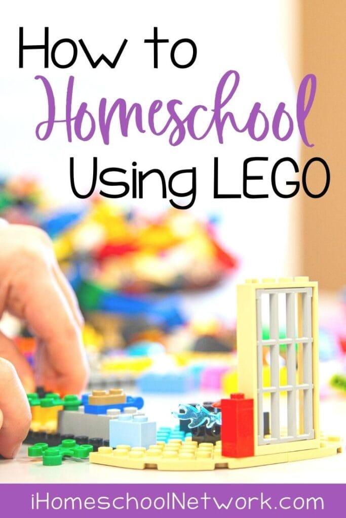 How to Homeschool Using LEGO