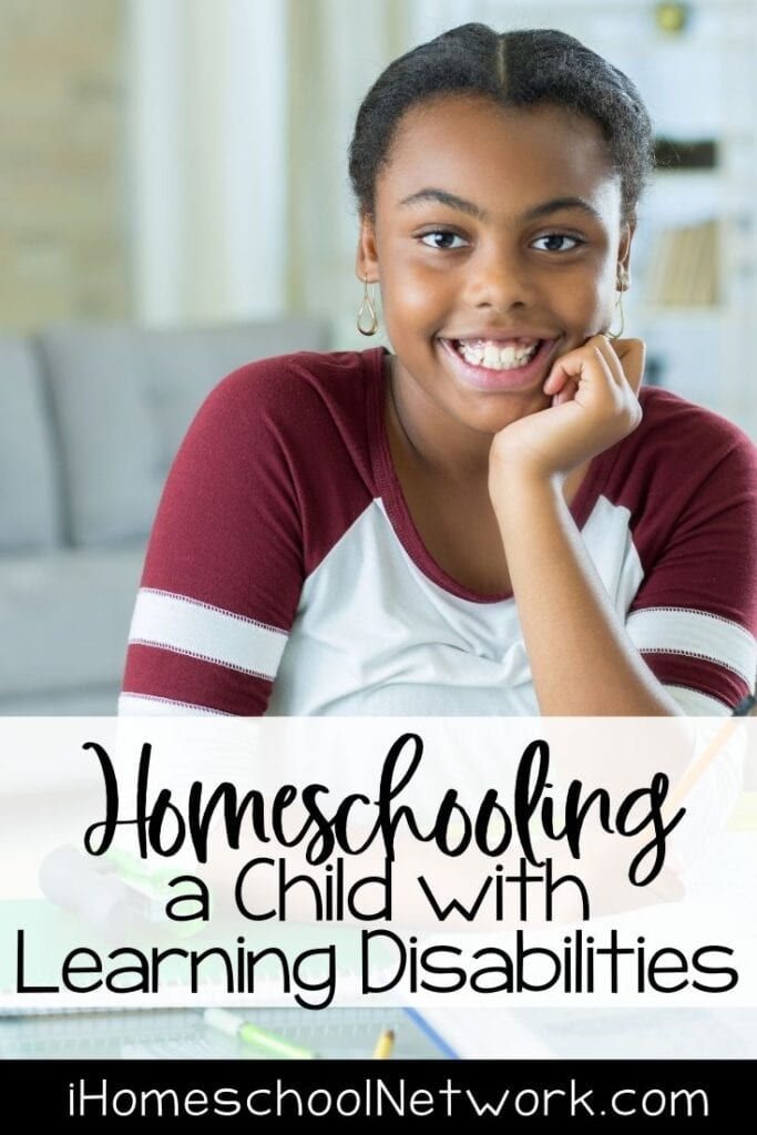Homeschooling and Learning Disabilities
